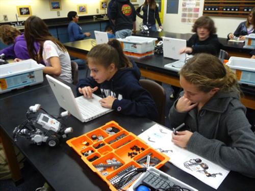 Cavitt Junior High School Science Explorations